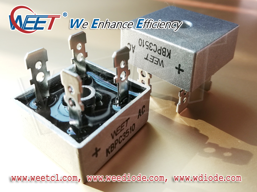 WEET-GBU406G-GBU808-GBU1006-GBU1008-GBPC2508-GBJ2508-GBPC5002-GBPC3504W-GBPC1508-KBPC3504W-KBPC1004-Bridge-Rectifiers