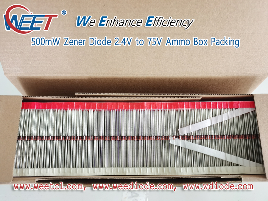 WEET-One-of-Top-Zener-Diode-Factory-in-China-Foucs-on-500mW-Zener-Diode-2.4V-to-75V